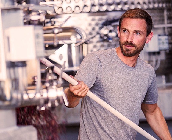 Mike Chase, Assistant Winemaker